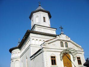 """Biserica cu hramul """"Sf. Nicolae"""", Satu-Nou, Belceşti"""